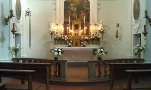 interno chiesa anime