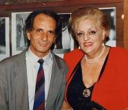 io con Anita 1997
