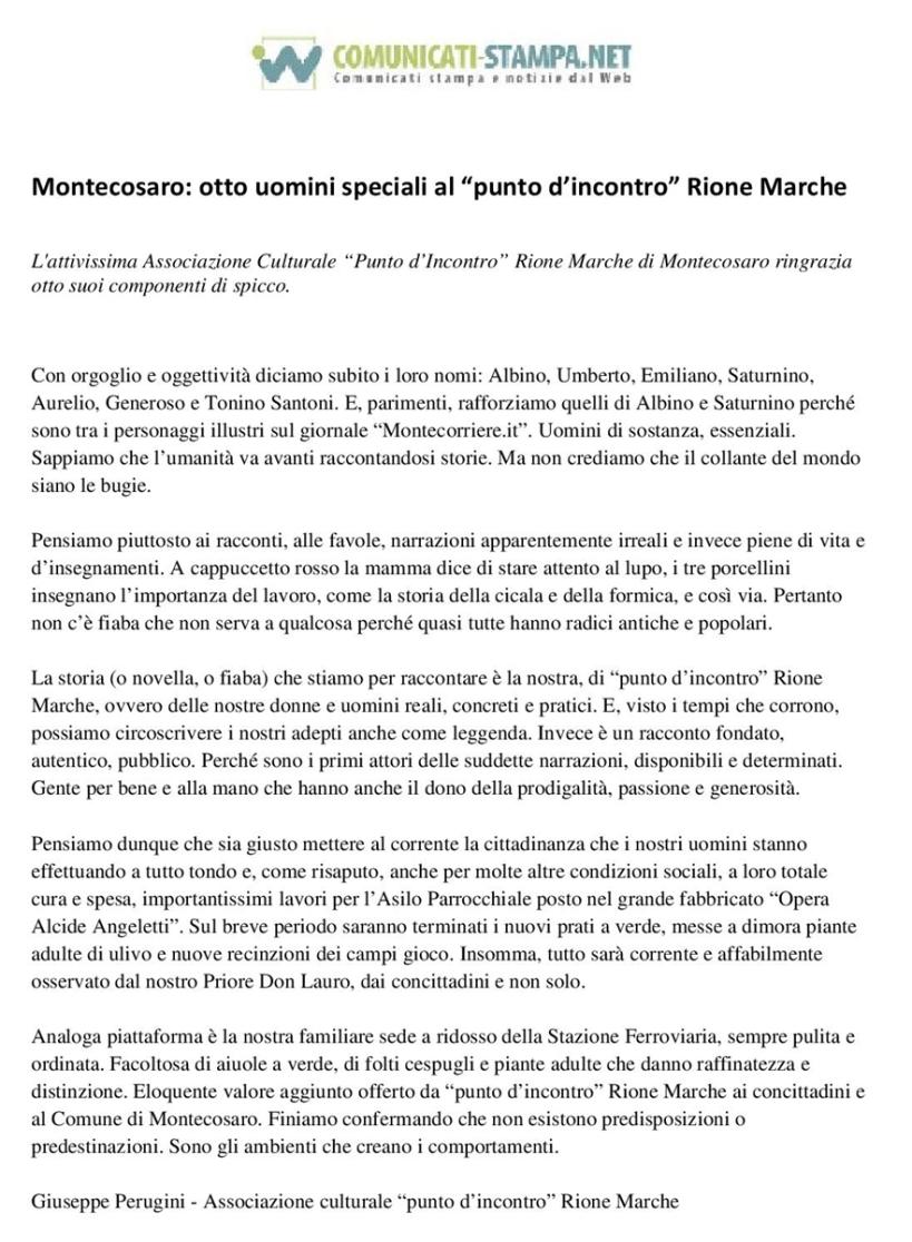 Comunicati stampa netPUNTO D'INCONTRO 7-10-14-001