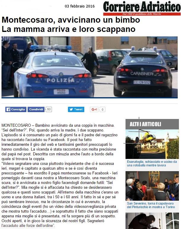 corriere adriatico sei dellinter 03-02-2016