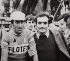 ... con Franco Bitossi