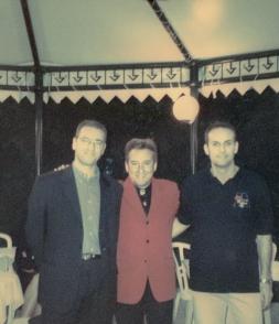 ... con Dario Salvatori