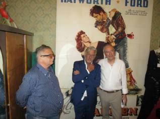 ... con Giancarlo Giannini