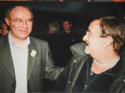... con Lucio Dalla