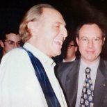 ... con Renzo Arbore